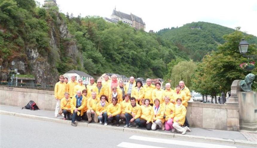 Marche I.M.L. au Luxembourg