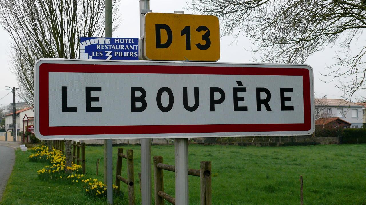 Randonnée Le Boupère 12-03-2017